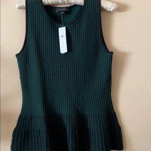 Ann Taylor short sleeve sweater top